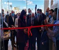محافظ بورسعيد ونائب وزير السياحةيفتتحان فندق سياحي جديد