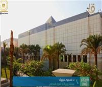 مستشار وزير السياحة يكشف تفاصيل جديدة عن متحف الحضارة  فيديو