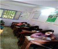 تعليم الجيزة: الأسئلة في مستوى الطالب المتوسط.. والكمامة شرط  دخول المدرسة