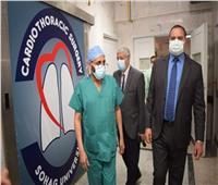 إجراء ٦ عمليات قلب مفتوح للأطفال بالمجان بمستشفي سوهاج الجامعي