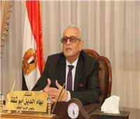 «أبوشقة» فى برقية شكر للرئيس: سواعد المصريين حققت المعجزة في قناة السويس