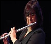 وزيرة الثقافة تعزف في مئوية ثروت عكاشة بمكتبة الإسكندرية