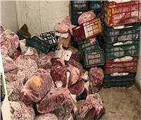 ضبط 3 أطنانلحوم غير صالحة للاستهلاك الآدمي في القليوبية