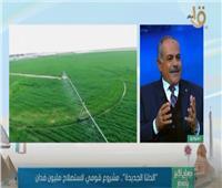 مستشار وزير الزراعة يكشف تفاصيل مشروع الدلتا الجديدة
