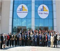 انطلاق «علماء المستقبل 4» في جامعة دمياط