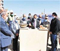 بدء إنشاء 7800 وحدة سكنية بالزقازيق ضمن المشروع القومي للتطوير العمراني
