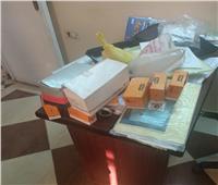 غلق وتشميع 15 منشأة طبية غير مرخصة في بني سويف