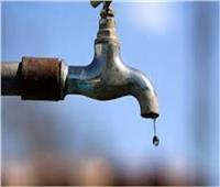 قطع مياه الشرب عن عدة مناطق بأسوان لمدة 11 ساعة