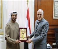 محافظ الجيزة يبحث مع سفير الإمارات سُبل تعزيز التعاون المشترك