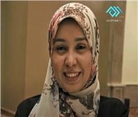 أماني عبد الناصر.. شابة صعيدية تحصد جائزة ريادة الأعمال  فيديو