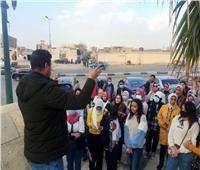 استمرار فعاليات مبادرة «اعرف مدينتك» .. قلعة صلاح الدين و مسجد الرفاعي