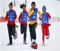 دعوة مصر للمشاركة في الدورة التدريبية الإقليمية للجري على الجليد