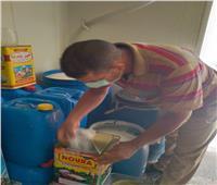 غلق 73 منشأة غذائية تدار بدون ترخيص بالشرقية