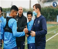 أروابارينا: بيراميدز فريق كبير سيعود من المغرب بنقط الرجاء