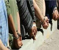 سقوط المتهمين بسرقة مهمات السكة الحديد بورش «أبي غطاس»
