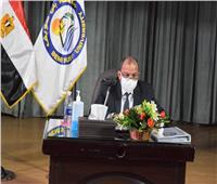 جامعة بني سويف توافق على دعم منظومة العلاج