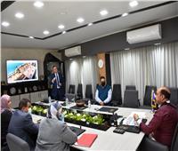 انطلاق أكبر مشروع حضاري لتطوير كورنيش النيل بمدن أسوان
