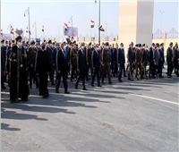 البابا تواضروس يشارك في جنازة «الجنزوري»