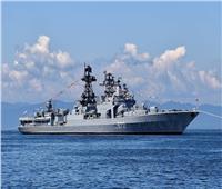 روسيا تحدث سفن الحرب الكبيرة المضادة للغواصات