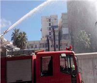 السيطرة على حريق في شقة بالمحلة