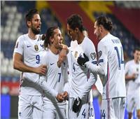«بشق الأنفس».. فرنسا تهزم البوسنة وتتصدر المجموعة| فيديو