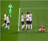 منتخب إنجلترا ينفرد بصدارة المجموعة التاسعة في تصفيات المونديال| فيديو