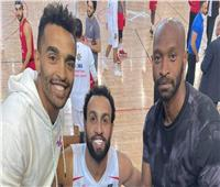 شادي محمد: الاعتراض على وجود شيكابالا في مباراة السلة مرفوض
