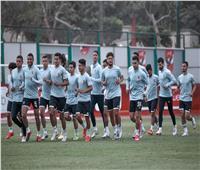 دوري أبطال أفريقيا| الأهلي يخوض مرانه الأول في السودان