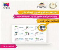 وزير التعليم يوجه رسالة للمعلمين وأولياء الأمور عن محتوى نجوى التعليمي