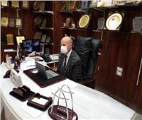 اجتماع موسع لوكيل «صحة الشرقية» لمناقشة فيروس كورونا