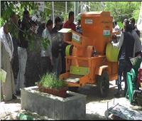 تعاون مصري إماراتي لزراعة واستصلاح الأراضي بالوادي الجديد