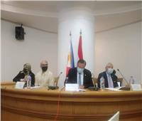 سفير الفلبين: لابد من التواصل مع مصر فهي قلب أفريقيا الهام والحيوي