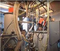 مُفاعل حراري في روسيا يقوم بتحويل النفايات الطبية لوقود| فيديو