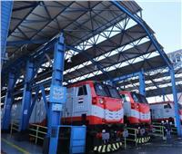 ماذا قدمت «النقل» من تطوير تكنولوجي في قطاع السكة الحديد؟   صور