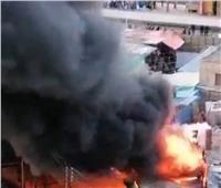 مصدر أمني ينفي اندلاع حريق في محل بالغردقة
