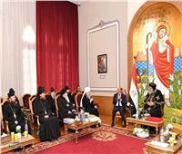 البابا تواضروس: نتطلع لزيارة البطريرك كيرل والمطران نوفري لمصر