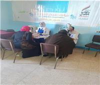 فحص 600 مواطنبمبادرة «نور حياة» في المنوفية