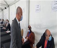 مصطفى بكري يشارك في التصويت لانتخابات التجديد النصفي لمجلس الصحفيين
