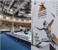 وزير الرياضة يشيد بالاستعدادات النهائية لبطولة العالم للسلاح