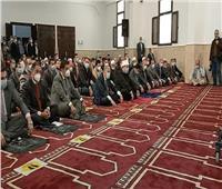 افتتاح مسجد الصحابة على مساحة 400 متر في المنيا