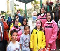 بحضور 500 طفل.. وزيرة التضامن الاجتماعي تحتفل بـ«يوم اليتيم»