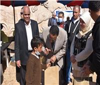 «مطروح» تحتفل بيوم اليتيم بمشاركة 120 طفلًا| صور