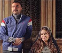 نرمين الفقي بجانب محمد إمام في «النمر»