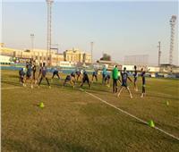 المنيا يخوض مراناً خفيفاً بملعب الأسيوطي استعداداً لمواجهة الفيوم غداً