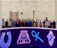 18 أبريل فتح المتحف القومي للحضارة أمام الجمهور