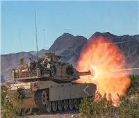 إطلاق قذائف حية من دبابة القتال إبرامز «M1»| فيديو