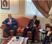 سفير مصر في الجزائر: أتمنى فوز الزمالك على المولودية