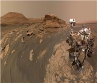 «كيوريوسيتي» تلتقط صور «سيلفي» على المريخ | فيديو