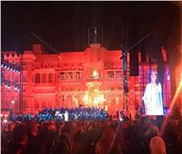 ختام حفل الفنانة ماجدة الرومى بقصر القبة | صور