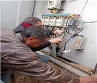 فصل التيار الكهربائي بشبين الكوم.. اليوم